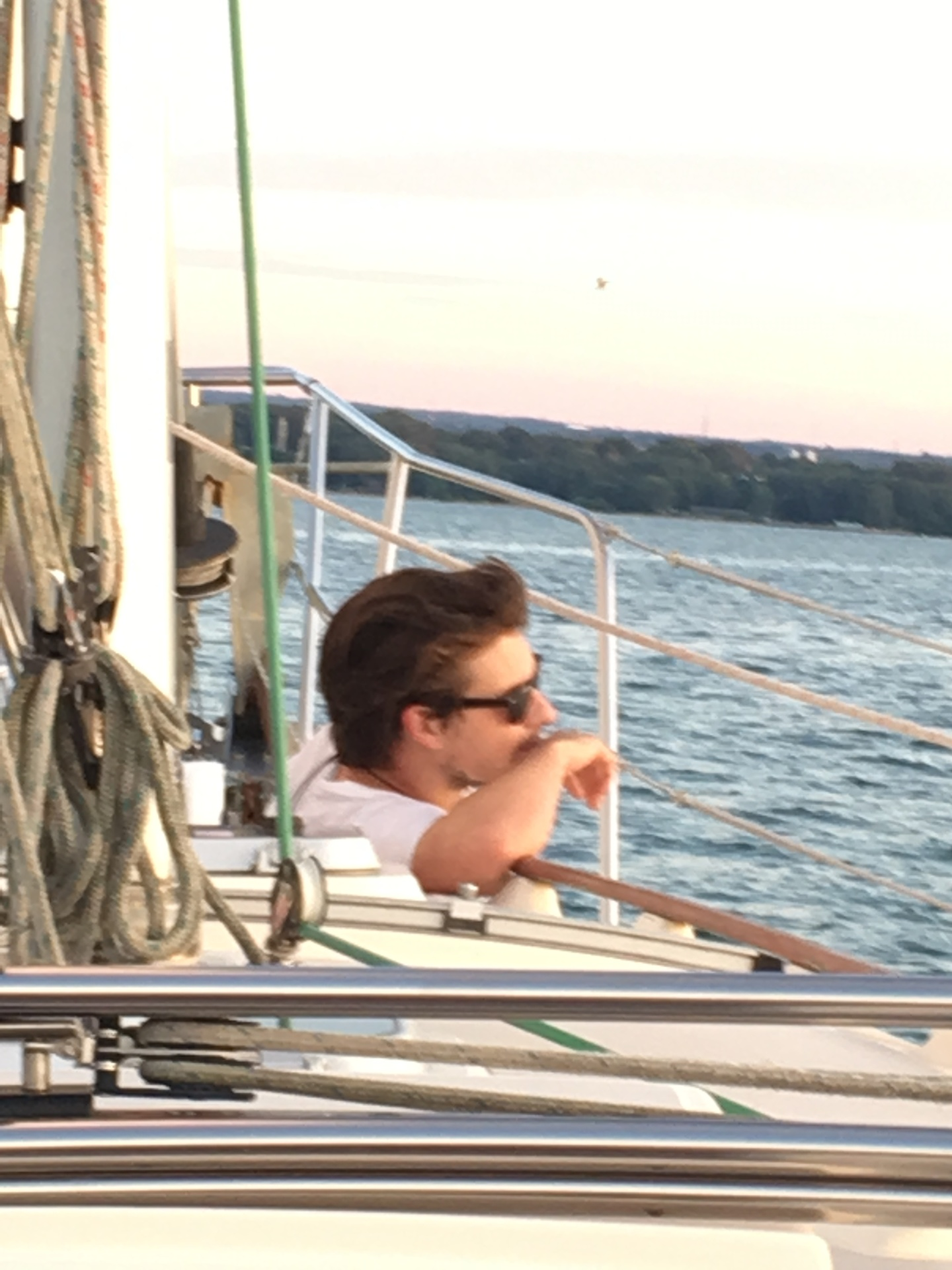 Day Sail Lake Erie
