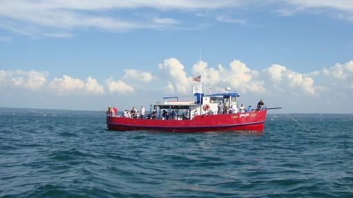 Perch Boat