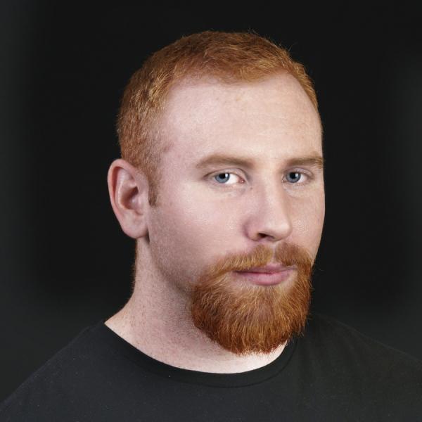 Actor headshot male cleveland ohio