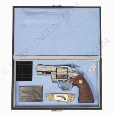 Colt Python 3 inch 357 Custom Shop