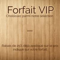 Forfait VIP