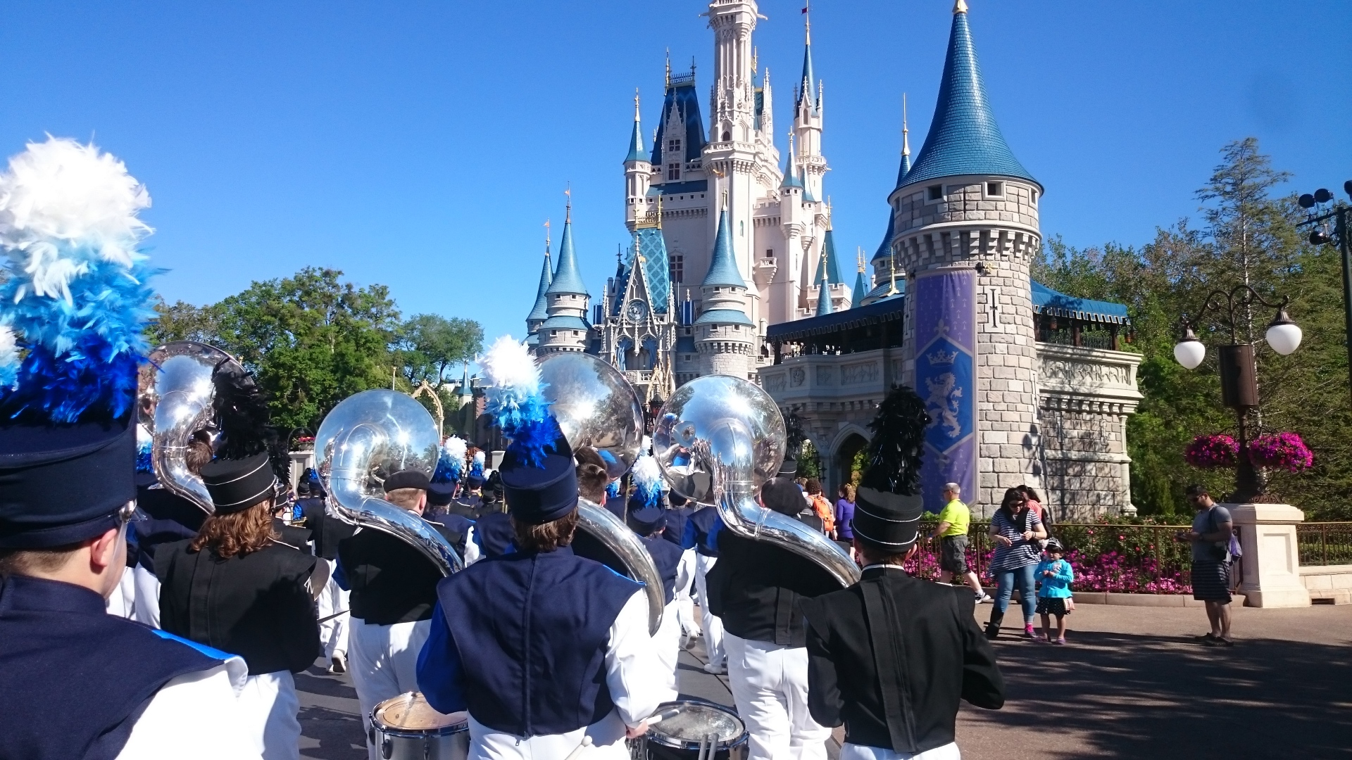 Disney Trip Departure