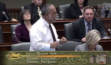 Timmins families deserve safe, accessible healthcare, not hallway medicine: NDP Bisson