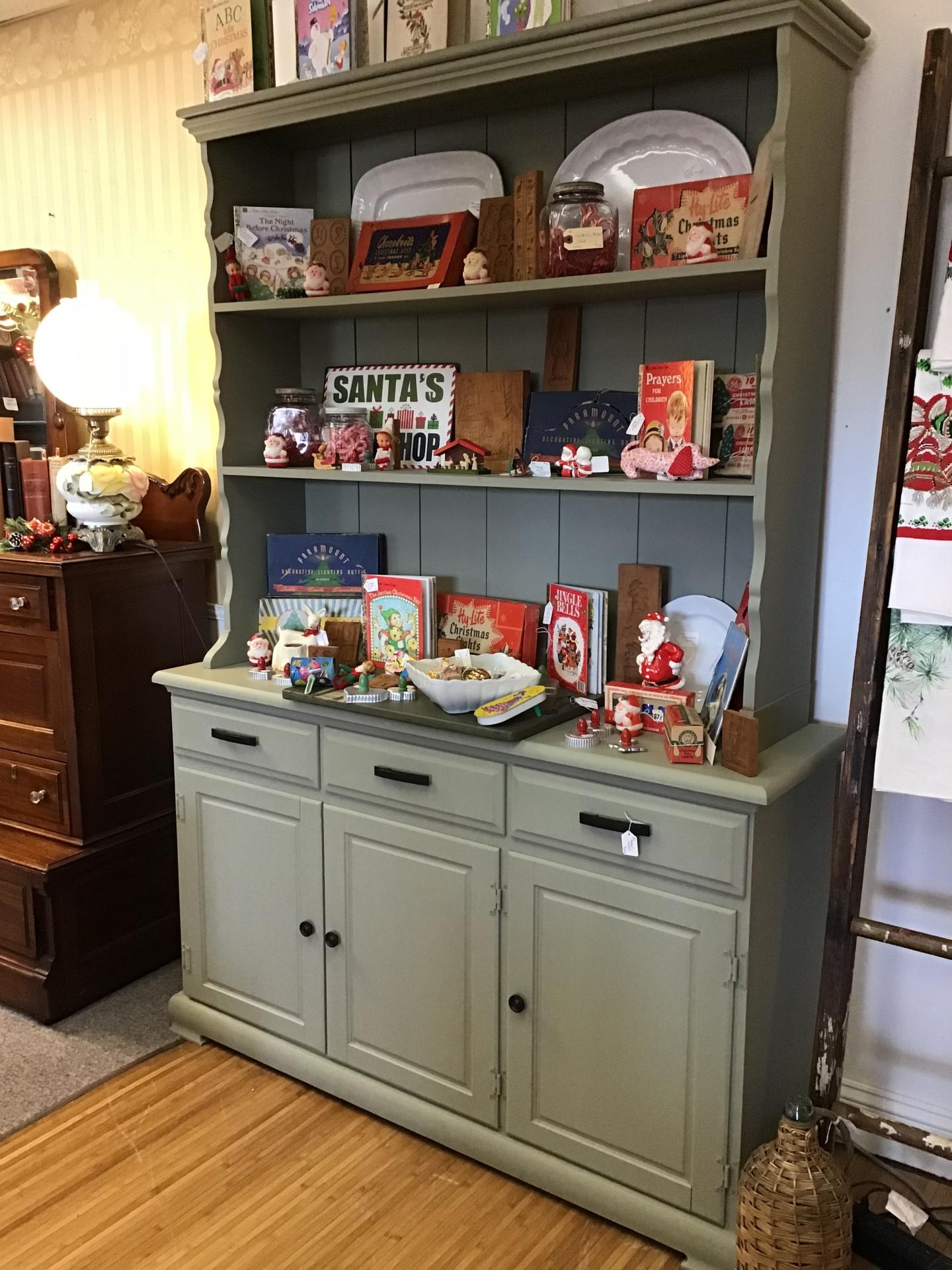 Vintage cupboard..
