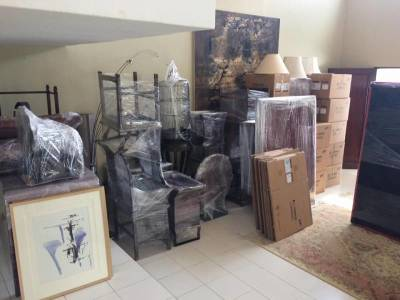 Bulky items or furniture delivery