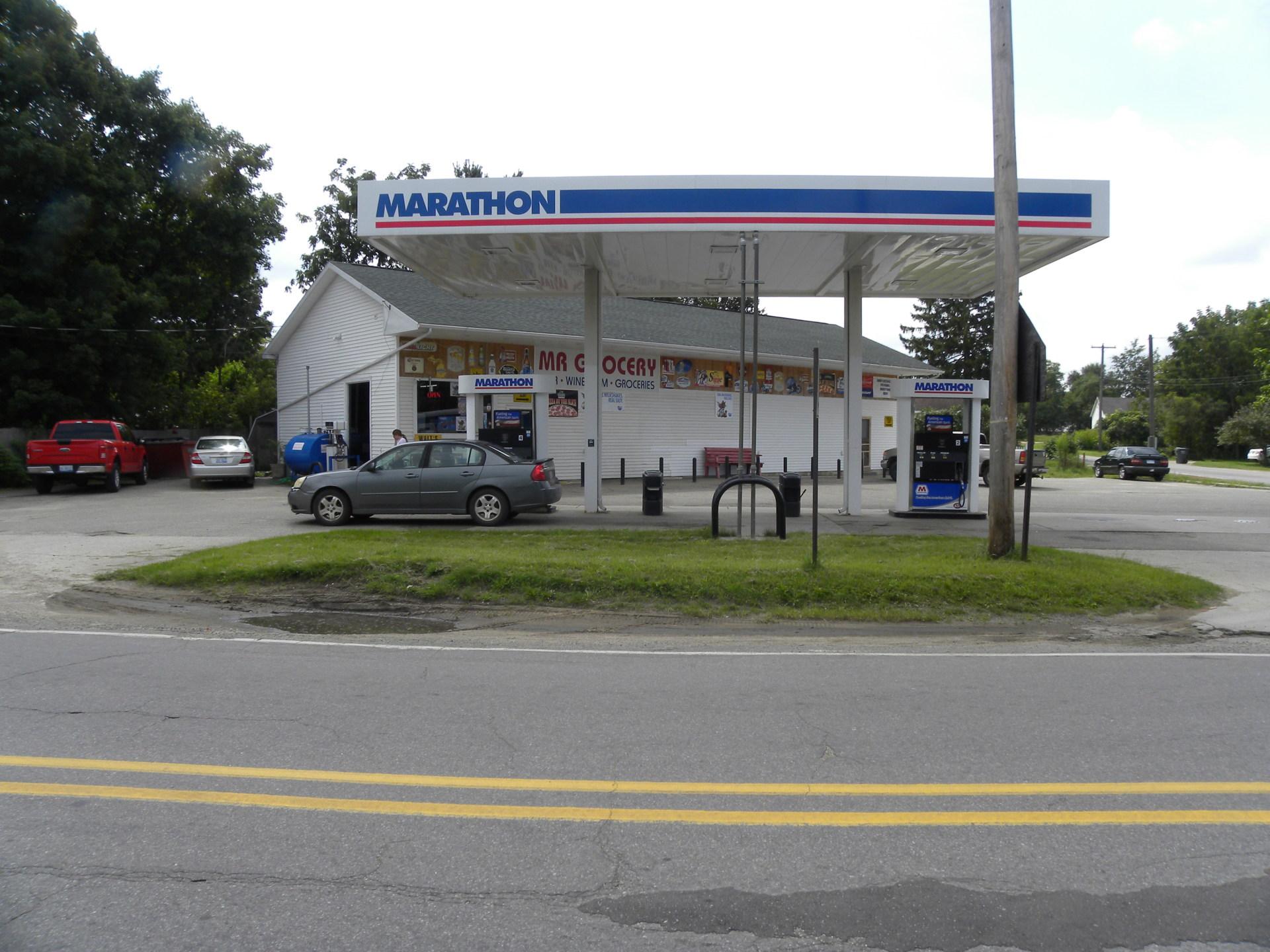 Southern Michigan Gas Station