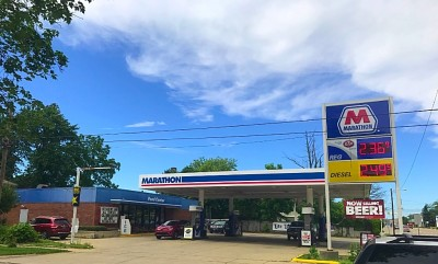 Popular South Haven Gas Station