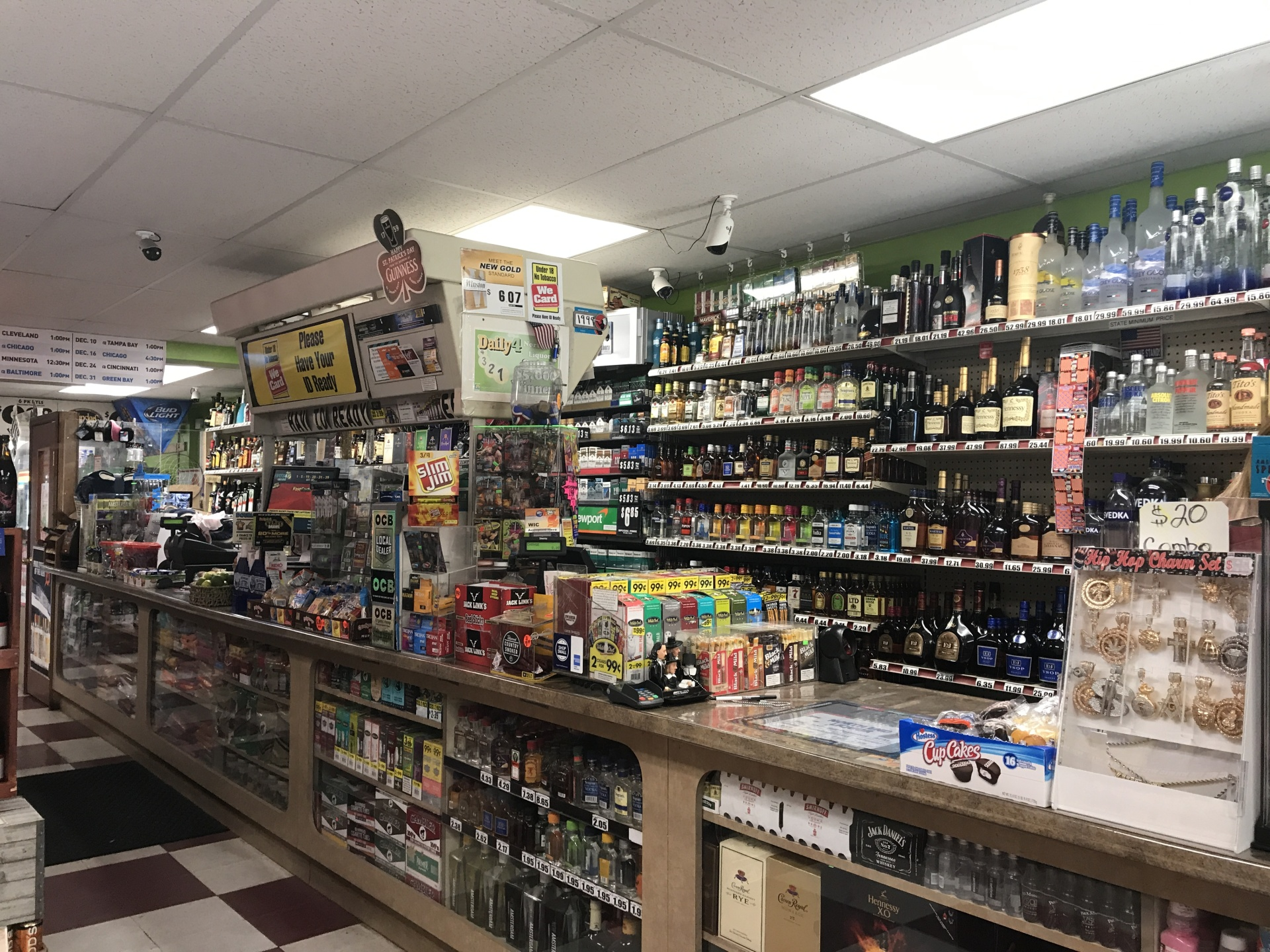 Busy Liquor Store in Growing GR Area