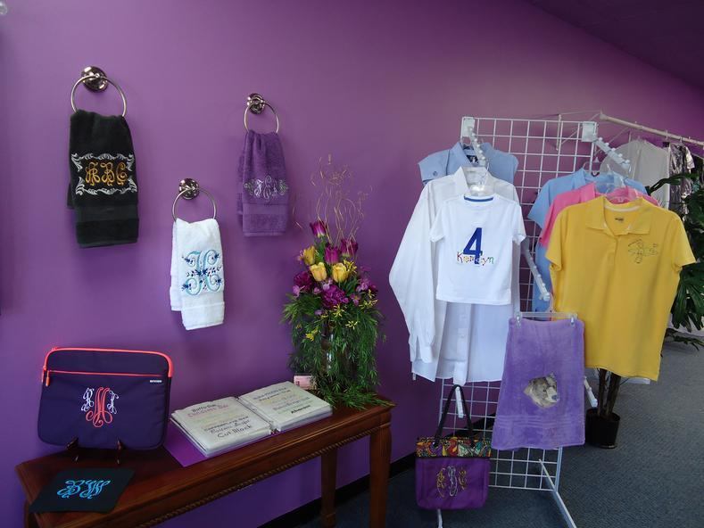 "<img source=""pic.gif"" alt=""Best Monogramming Embroidery shop in near Goldsboro NC area.""</img>"