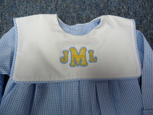 "<img source=""pic.gif"" alt=""Kids and Babies Embroidery Monogramming in Goldsboro NC area.""</img>"