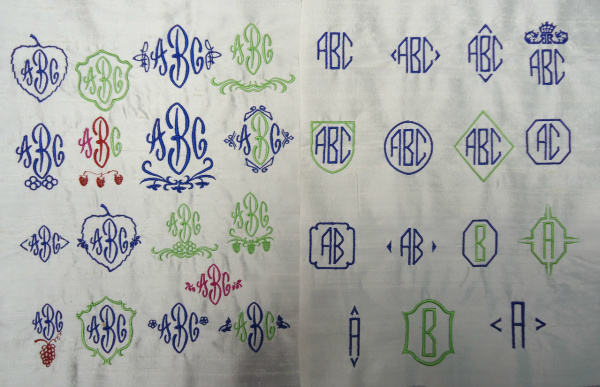 "<img source=""pic.gif"" alt=""Embroidery Monogramming in Goldsboro NC area.""</img>"
