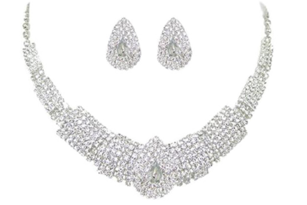 Prom Necklace Sets