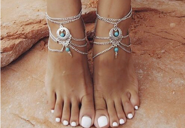 Fashion Charm Anklets