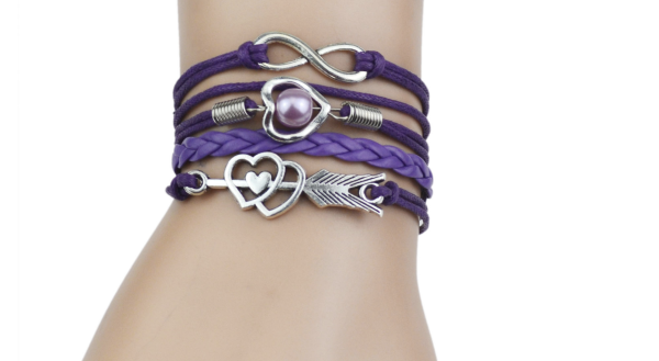 Love Fashion Bracelets