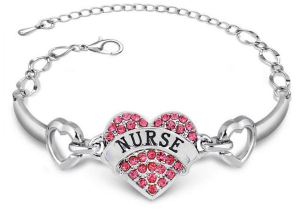 Nurse Crystal Bracelets