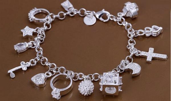 Bridal Charm Bracelets