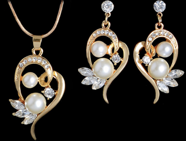 Bridal Mothers Prom Jewelry Sets
