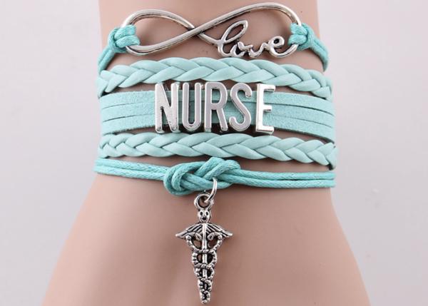 Nurse Charm Bracelets