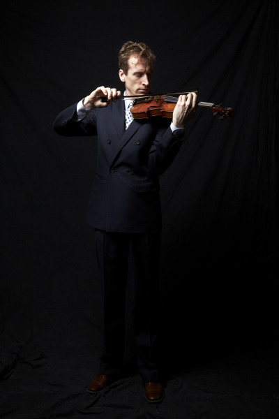 Guillaume Tardif - Violino