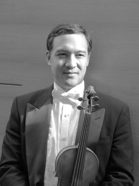 Paul  Hsun-Ling Chou - Violino