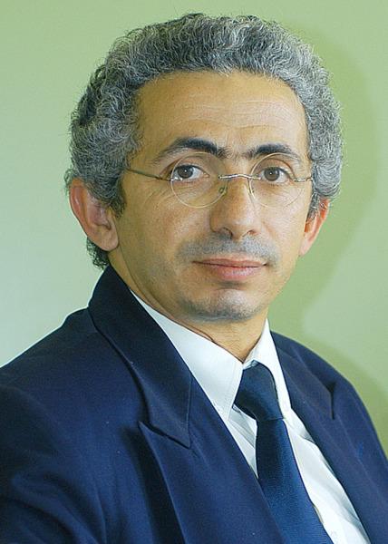 Marcus Alves - Sociólogo