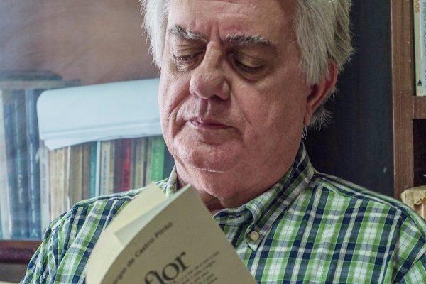 Sérgio de Castro Pinto - Poeta