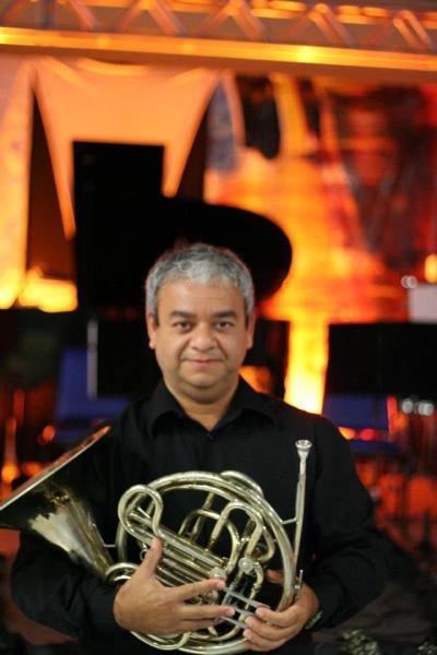 Cisneiro Soares de Andrade - Trompa