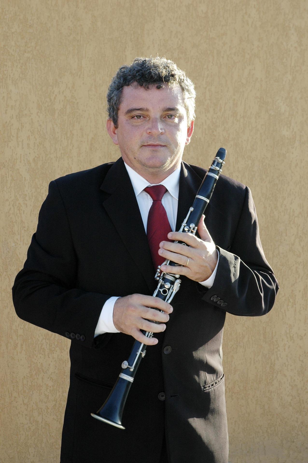 José De Arimatéia Formiga Veríssimo - Clarinete