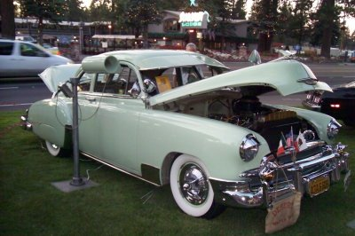 Classic Cars Lake Tahoe