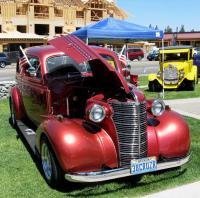 Good Sam Safe Ride Lake Tahoe Car Shows!