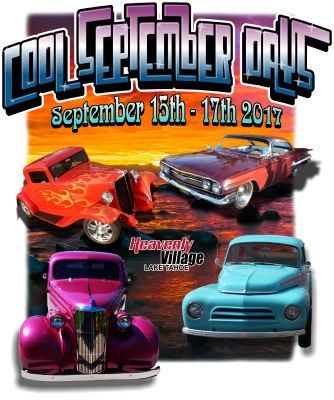 lake tahoe car show