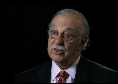 Dr. Kassirer in 2012