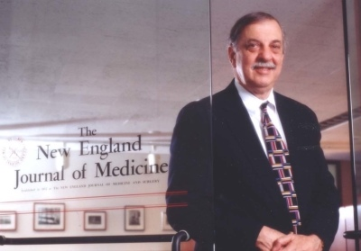 Dr. Jerome Kassirer, Editor of the New England Journal of Medicine