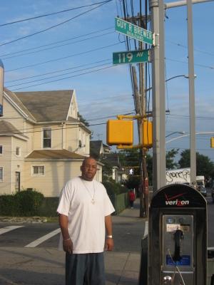 In Jamaica Queens, New York