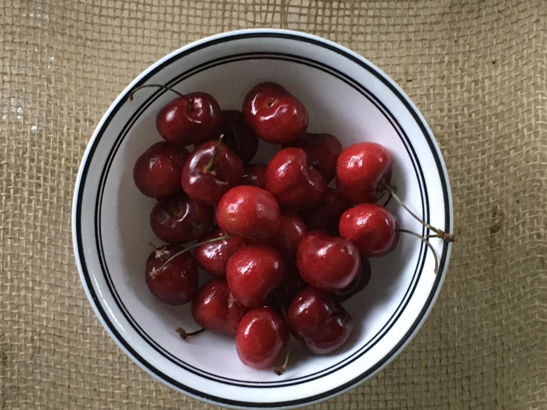 lettinggocherries