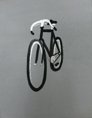 Black Bycicle