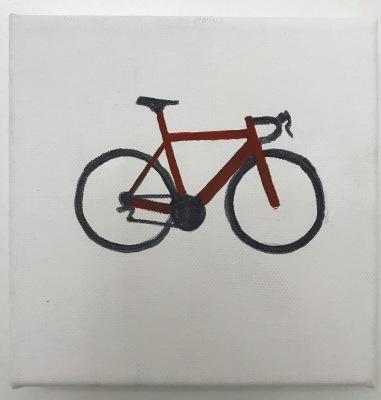 Red Bycicle