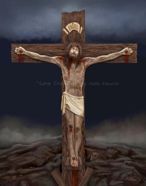 LOVE CRUCIFIED