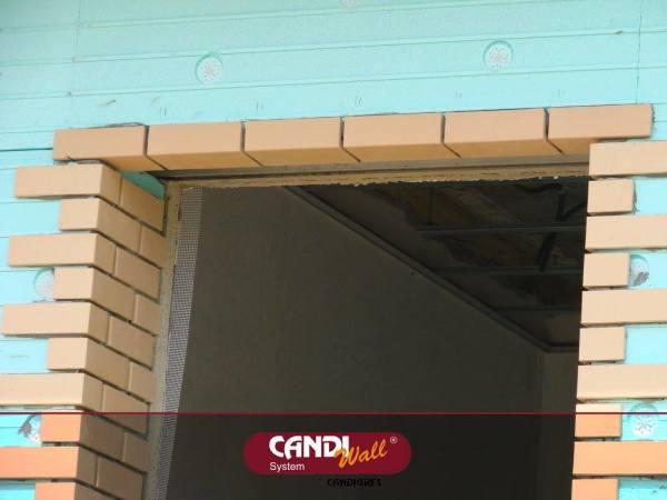 Candiwall Brick Slip Carrier System