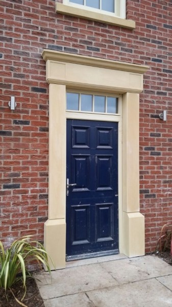 GRC Door Surround Standard Size