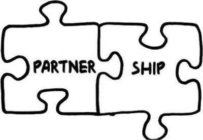 partnership puzzle pieces