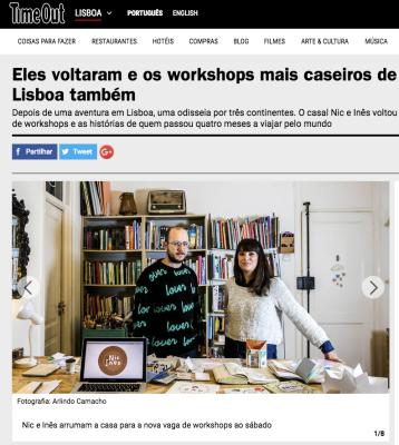 TimeOut Lisboa 2017