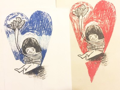 Riso risograph workshop lisboa lisbon risoprint illustration ilustração