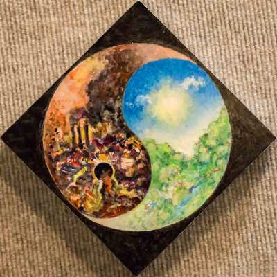 """Art Exhibit """"Why I March"""" at Sanctuary Brewing Co"""