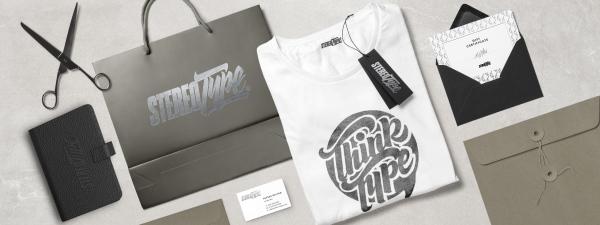 Re-Branding, brand strategy, T-shirt design