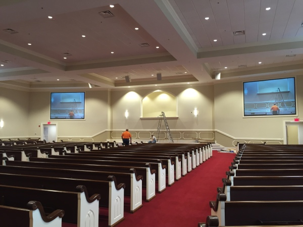 Eastern Meadows Church of Christ - Montgomery, AL