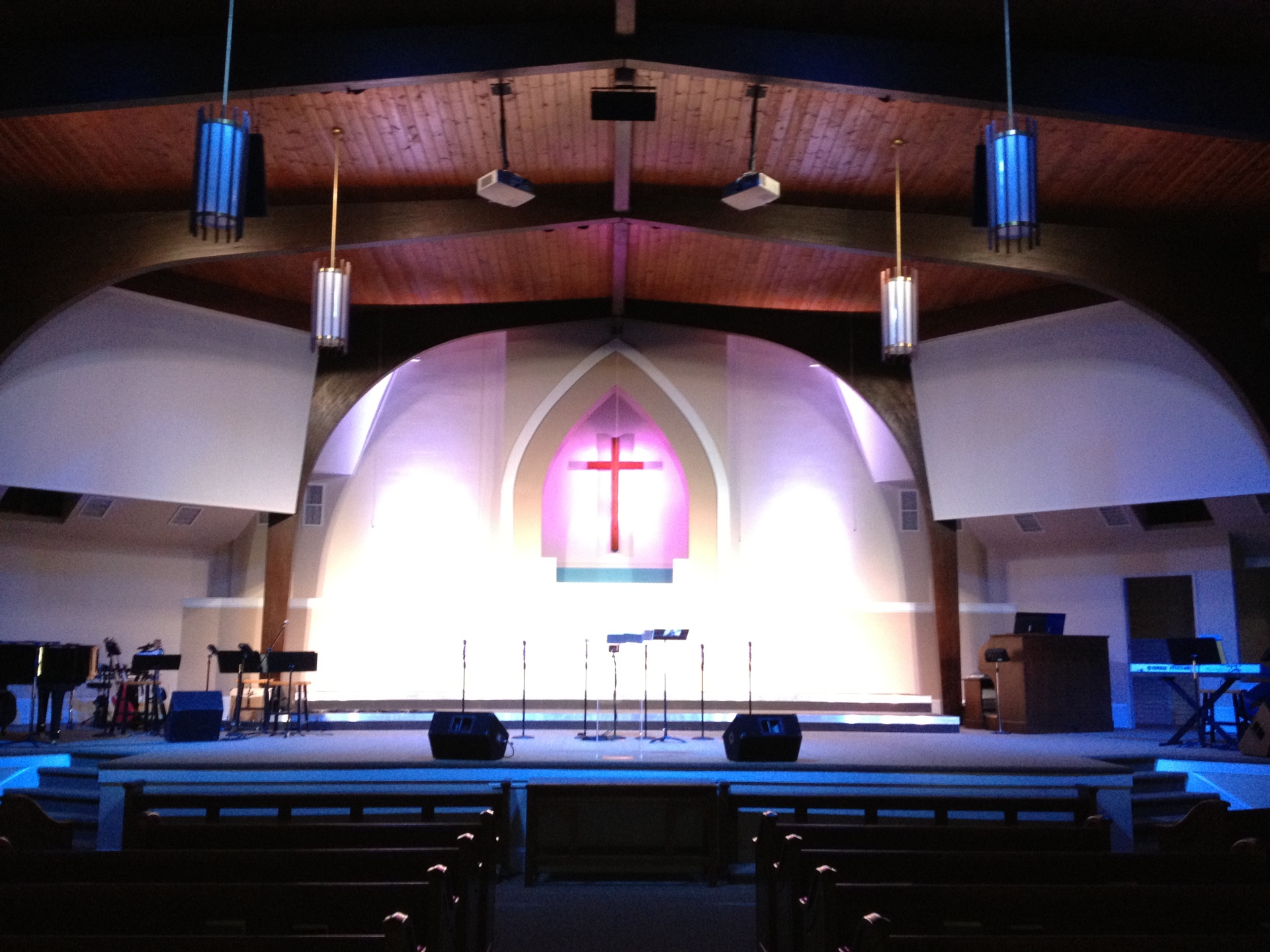 Bayou Sara Baptist Church - Saraland, AL
