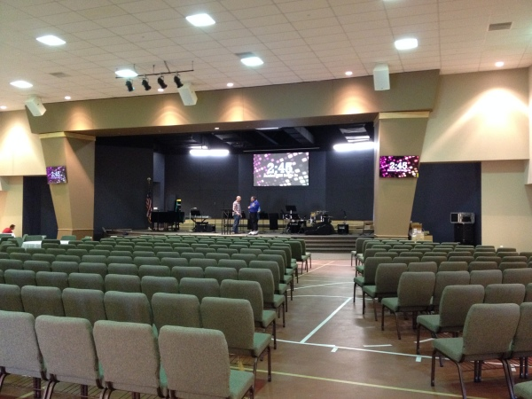 Longview Point Baptist Church - Hernando, MS