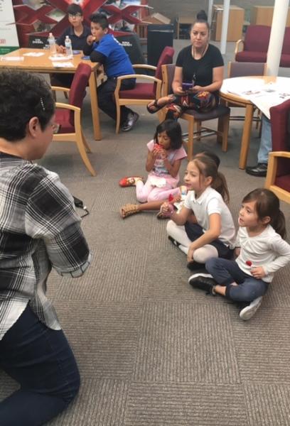 El Paso Public Library Armijo Branch