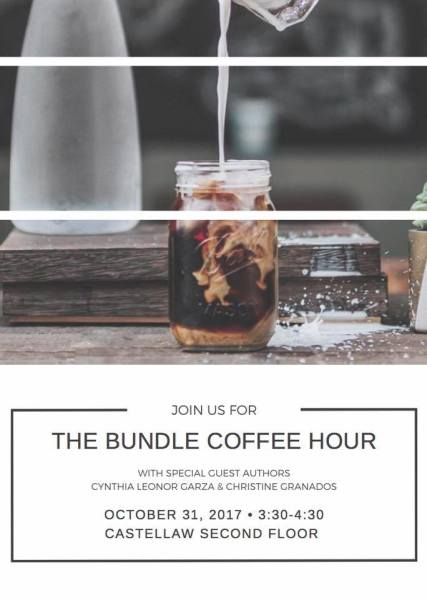The Bundle Coffee Hour at Baylor University
